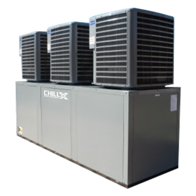 ChillX - 15 - 30 Ton Vertical Self-Contained Chiller