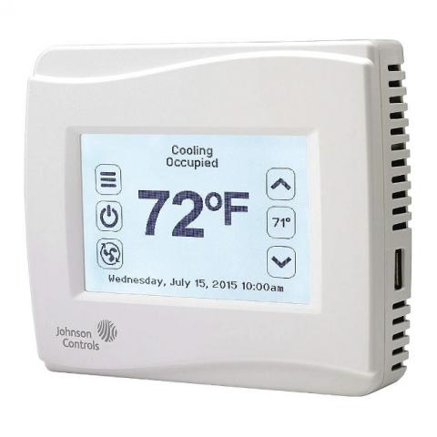 Johnson Controls - Networked Thermostats & Humidistats