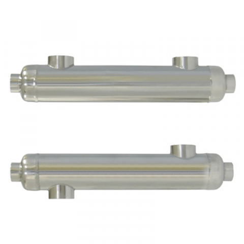 Stainless Steel Shell & Tube Heat Exchangers