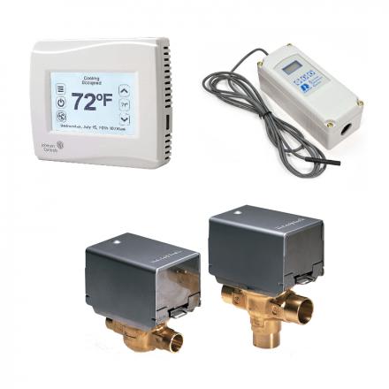 Temperature Controllers, Valves, Aquastats, Humidistats