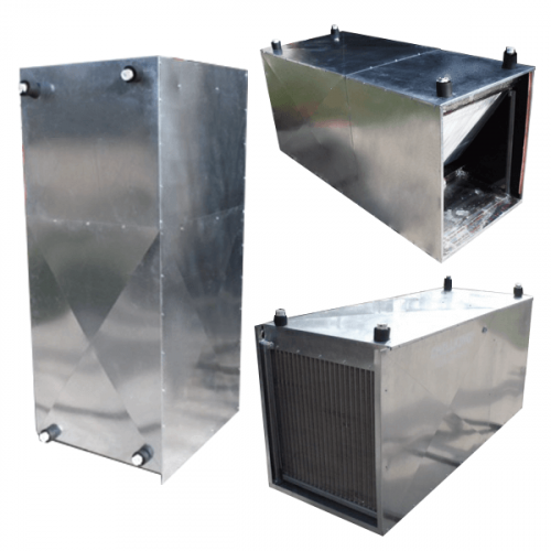 Large Commercial Air Handlers