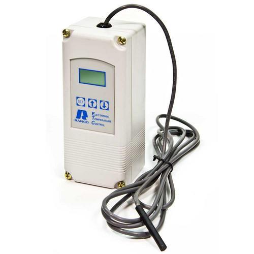 Ranco - Aquastat / Electronic Temperature Controllers