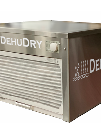 DehuDRY - 2 Ton High Capacity Dehumidifier (510 PPD)